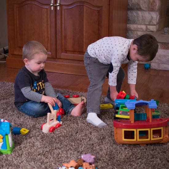 Study Says Parents Can Influence the Toys Kids Play With