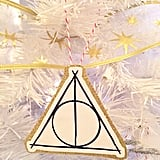 Deathly Hallows Sticker Ornaments