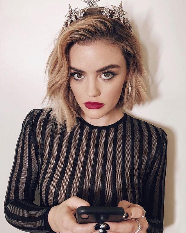 2019 NYE Celebrity Beauty Looks