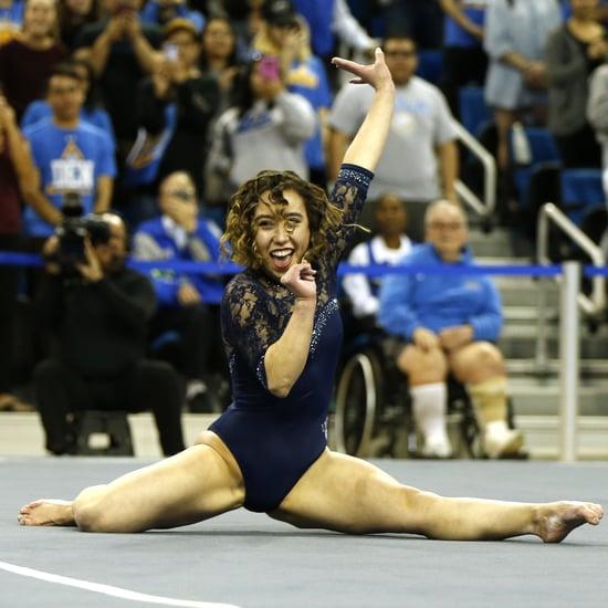 Katelyn Ohashi Talks About Her Life After UCLA Gymnastics