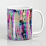 Neon Striped Mug