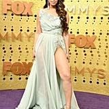 Hailie Sahar at the 2019 Emmys