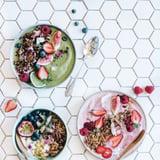 Green Tea Smoothie Bowl Recipe