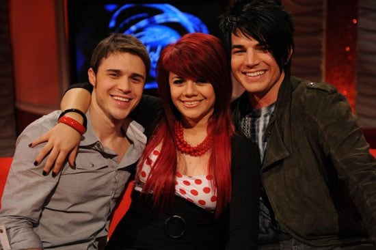 Allison Iraheta, Adam Lambert, and Kris Allen Talk About American Idol Top 12