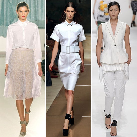 Spring 2012 Color Report: Minimalist Whites