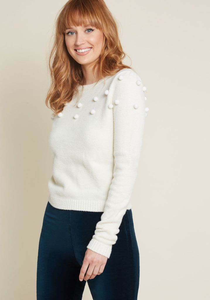 Collectif Poppin' Bobbles Sweater