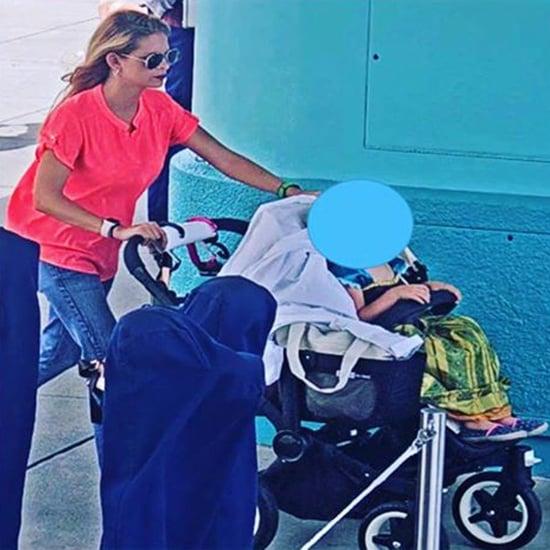 Mom Steals Stroller at Disney World