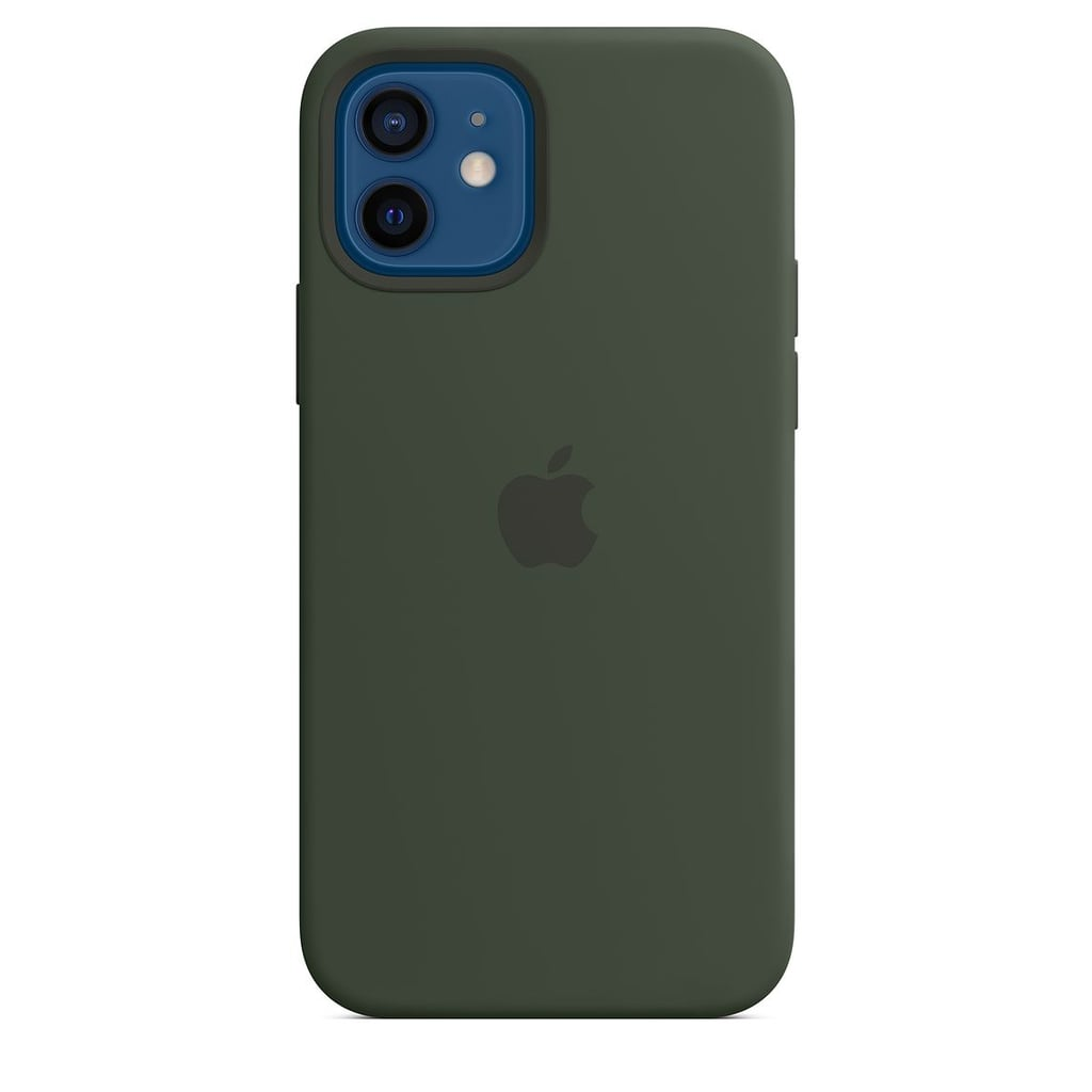 iPhone 12/12 Pro Silicone Case with MagSafe