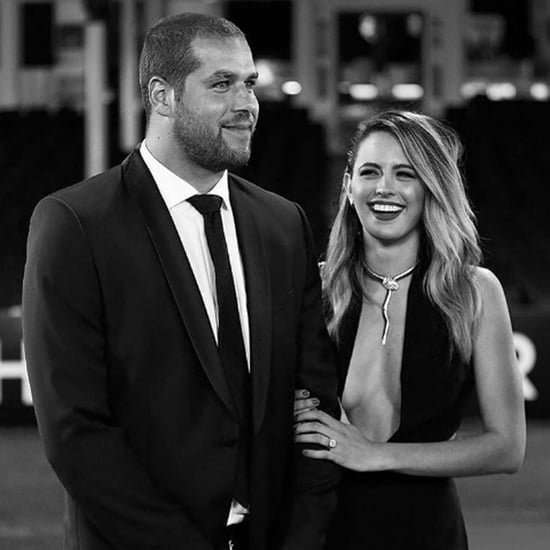 Jesinta Campbell Instagram Message to Buddy Franklin