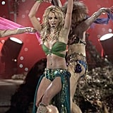 Britney Spears at the 2001 MTV Video Music Awards