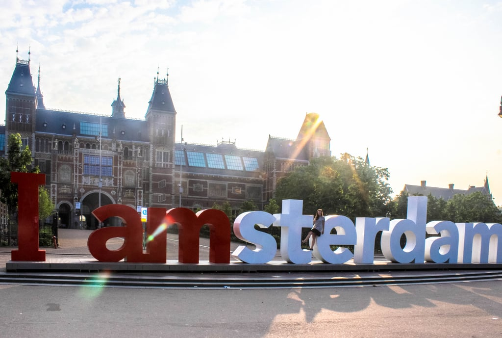 Ah, the famous I Amsterdam sign located at the back of the Rijksmuseum! At more than six feet tall, these playful letters have become a city icon, as well as a much-sought-after photo opportunity. That said, if you want to capture your own snapshot, skip the snoozes and get here early. Trust me, the solitude will be worth the early wake-up call.
