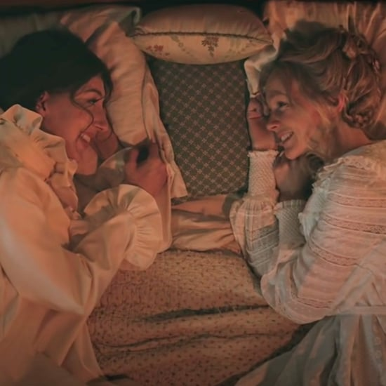 "Watch Saturday Night Live's ""Lesbian Period Drama"" Skit"
