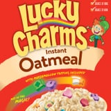 Lucky Charms Just Gave You Permission to Put Marshmallows on Oatmeal