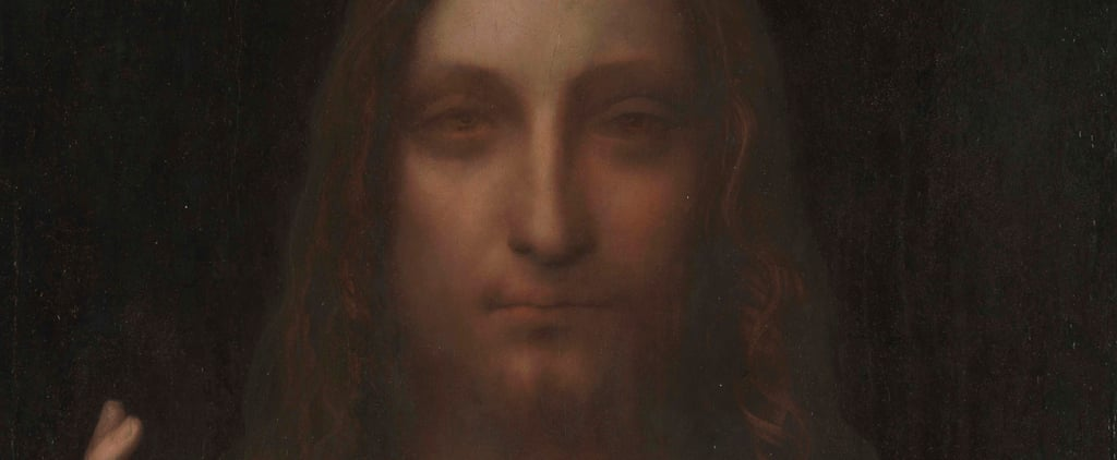 Leonardo da Vinci Salvator Mundi Louvre Abu Dhabi September
