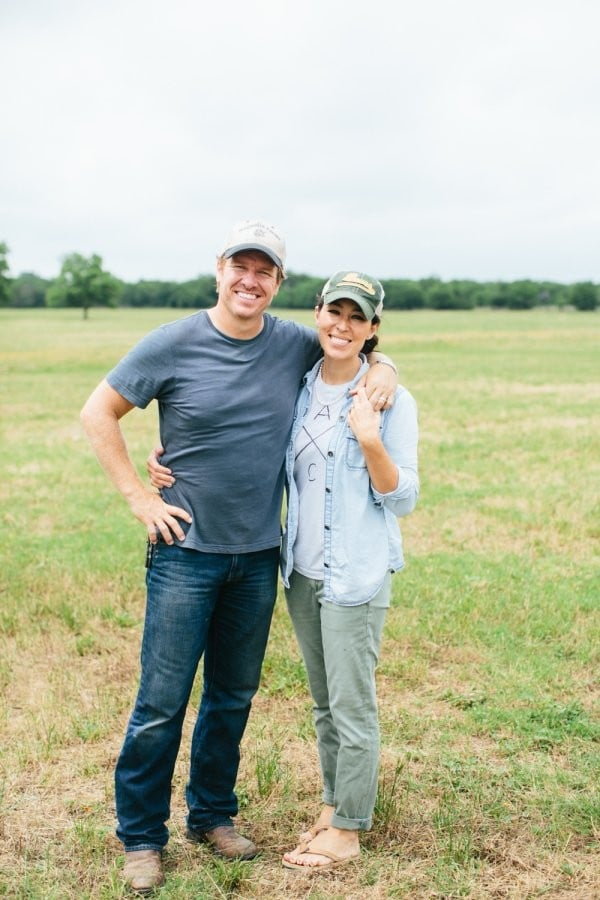 chip and joanna gaines 39 s best moments of 2016 popsugar home. Black Bedroom Furniture Sets. Home Design Ideas