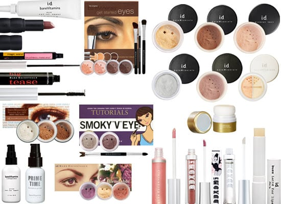 """Super-Huge Contest! """"Try. Believe. Love."""" with Bare Escentuals and Sephora!"""