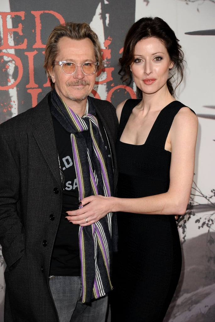 Gary Oldman and Donya Fiorentino | Photos From the Red ...
