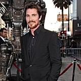 50. Christian Bale