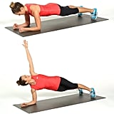 Elbow Plank And Rotate
