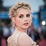 Lucy Boynton at the In Dubious Battle Premiere