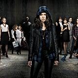 The Orphan Black cast. Source: BBC