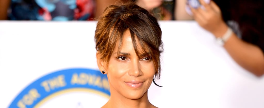 Halle Berry Push-Up Variations