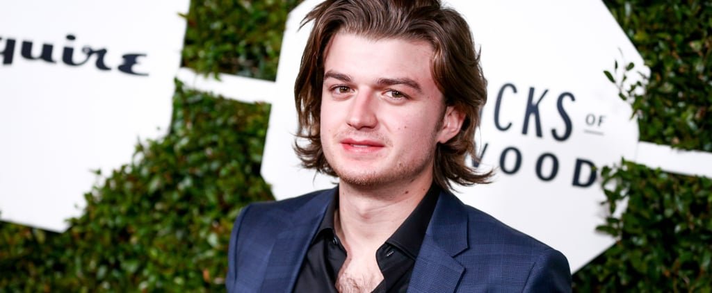 Stranger Things's Joe Keery Is Even Better at Singing Than He Is at Babysitting