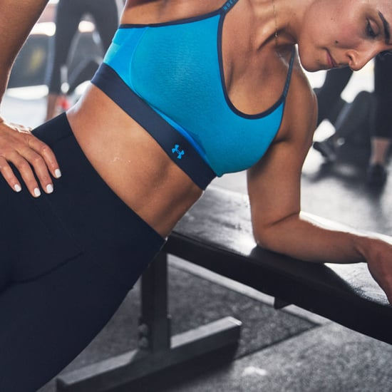 Medium-Impact Sports Bras From Under Armour to Shop