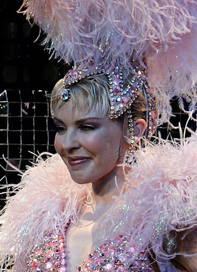 November 2006: Opening Night of her Showgirl Homecoming Tour in Sydney