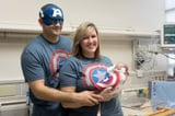 How 1 Group of Nurses Made Halloween Extra Special For 35 NICU Babies and Their Families