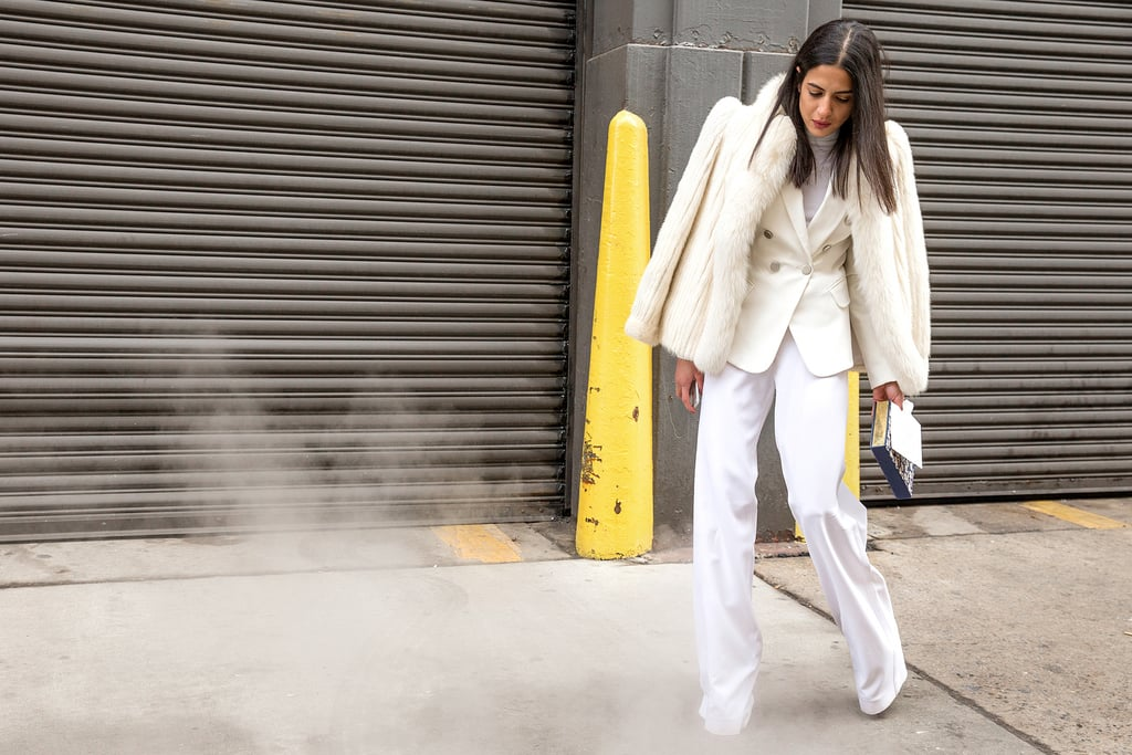 Ditch All-White Looks After Labor Day