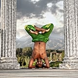 Headstand Lotus