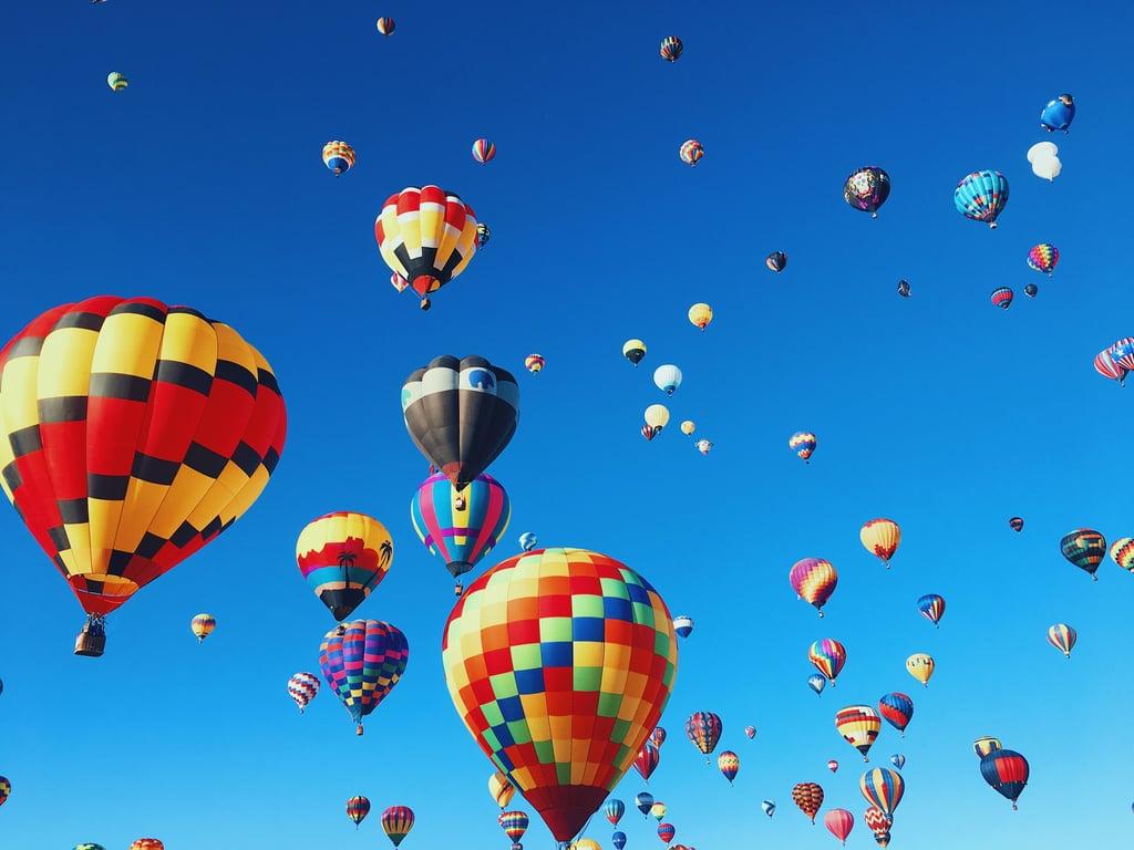 Albuquerque International Balloon Fiesta | Best Fall ...