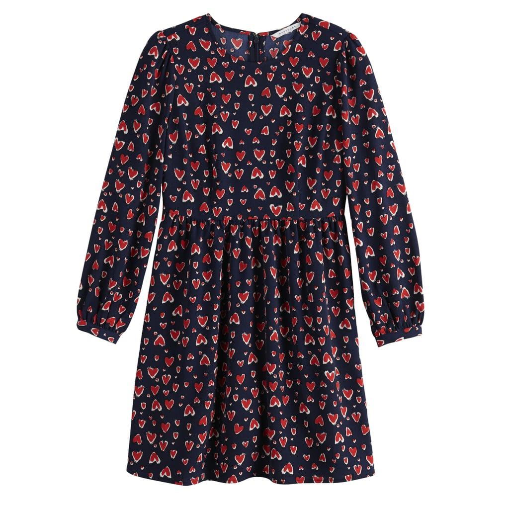 Affordable Fall Fashion Favorite: POPSUGAR Long-Sleeve Mini Dress
