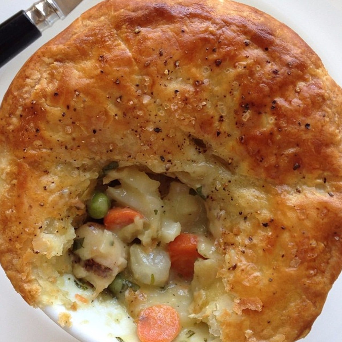 Turn soup into pot pie best comfort food recipes from barefoot best comfort food recipes from barefoot contessa popsugar food photo 5 forumfinder Choice Image