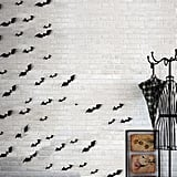 Scary Bats Wall Decal Stickers