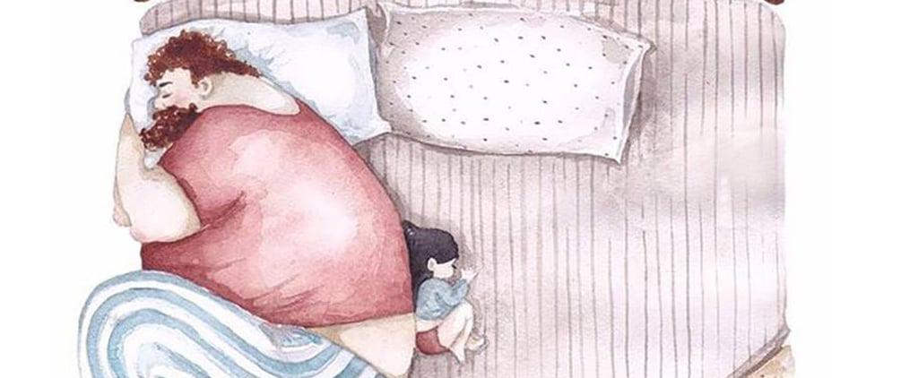 Illustrations Show Importance of Father-Daughter Bond