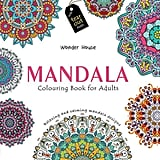 Mandala Art Colouring Book