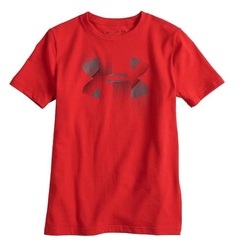 Sporty Logo Tee