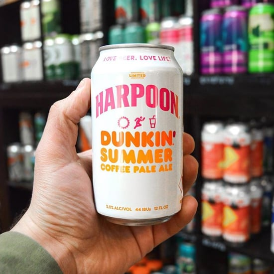 Harpoon Brewery Dunkin' Donuts Coffee Pale Ale