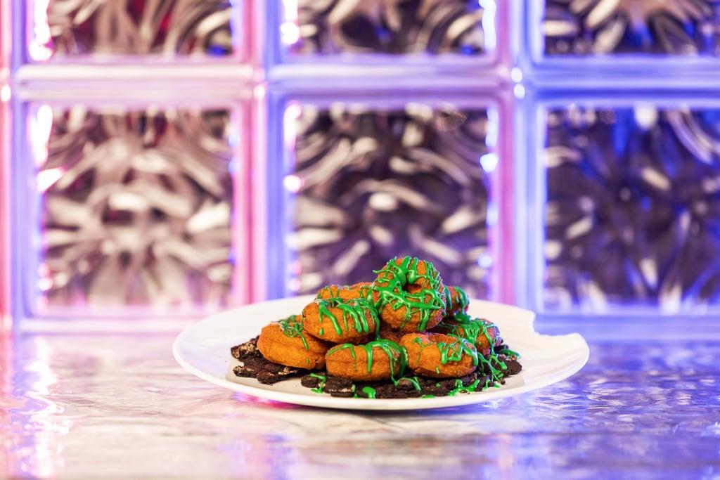 Universal Studios Merrill's Mini Pumpkin Doughnuts