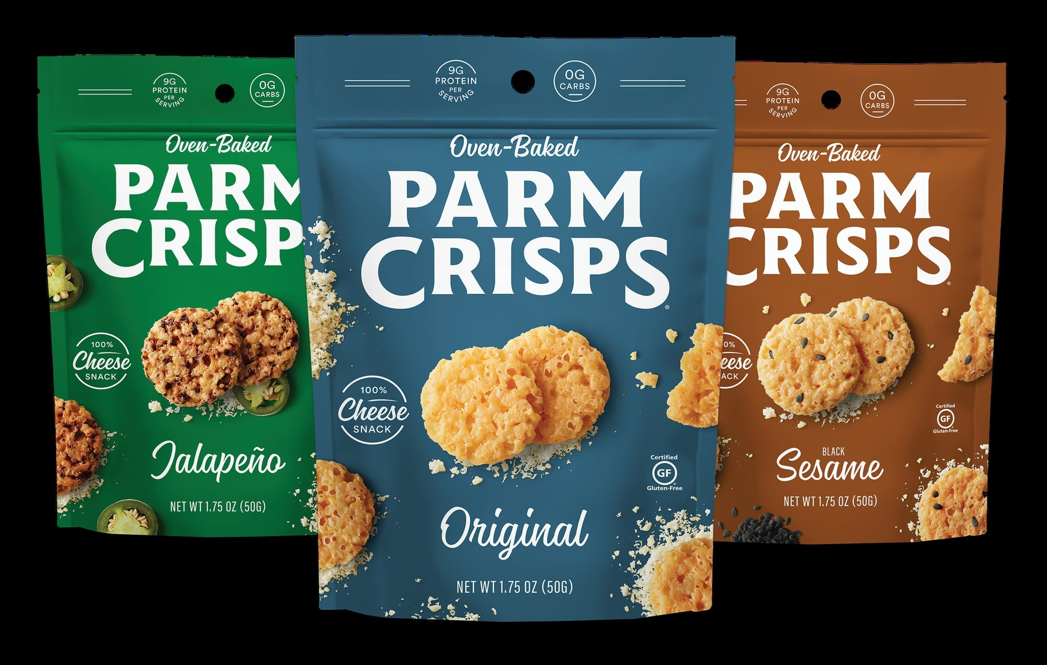 Kitchen Table Bakers Oven Baked Parm Crisps | These 15 Keto ...