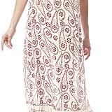 Love Stitch Lovestitch Paisley Maxi Dress