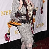 Bette Midler was the ghost of Coco Chanel at the NYRP Halloween Benefit Gala on Wednesday.