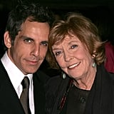 Anne Meara and Ben Stiller
