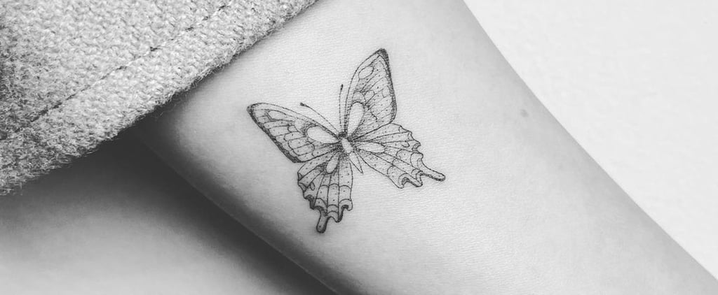The Meaning of Lucy Hale's New Butterfly Tattoo