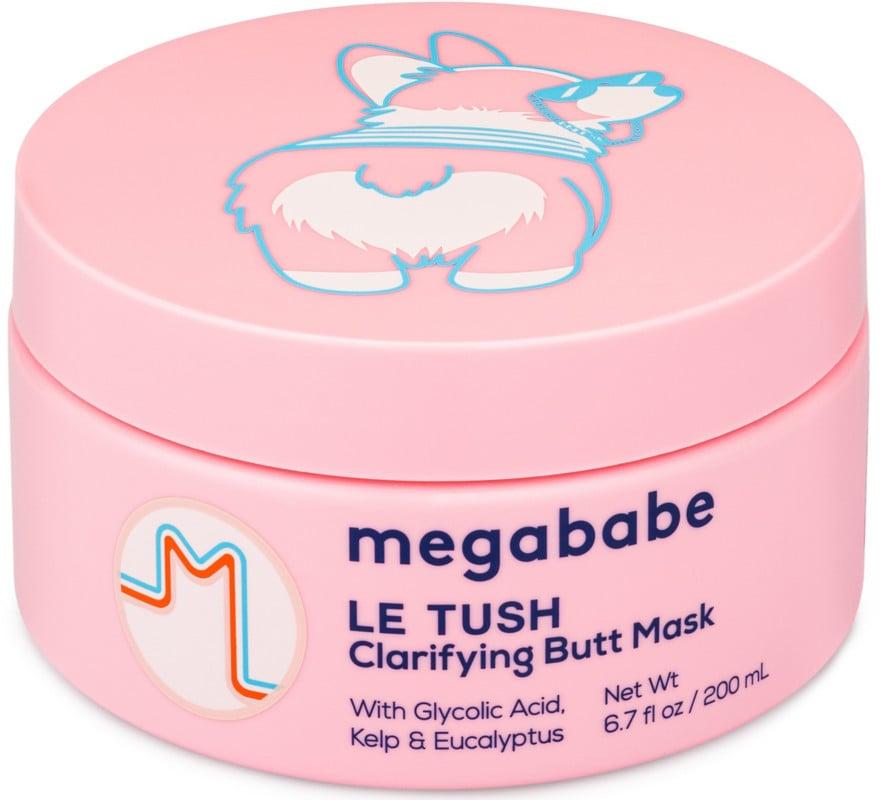 Megababe Le Tush Clarifying Butt Mask