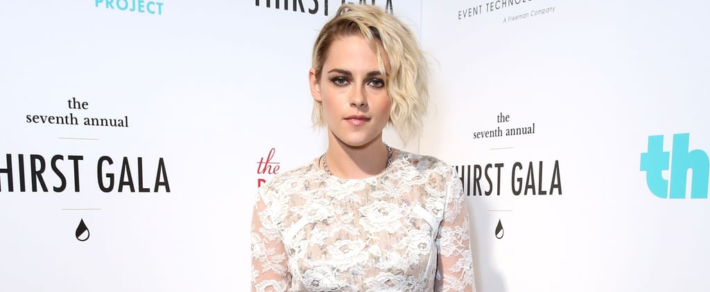 Kristen Stewart Makes a Glamorous Appearance on the Red Carpet For a Good Cause
