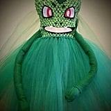 Bulbasaur Tutu Dress