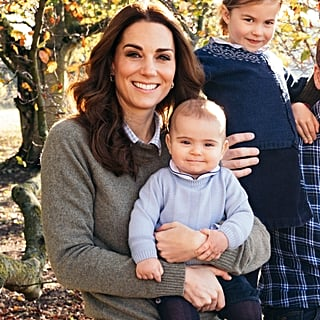 Kate Middleton Sweater on Christmas Card 2018
